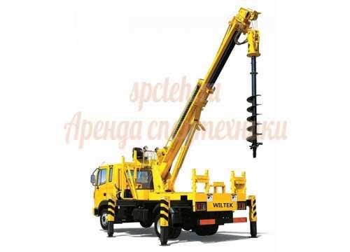 Ямобур БКМ515 Урал